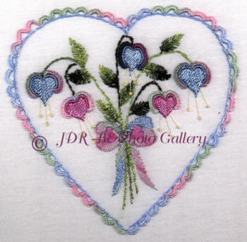 JDR 6109 Anne's Heart of Sweetheart Bells